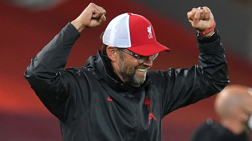 The hurtful 30: Liverpool's spectacular record against Arsenal under Klopp