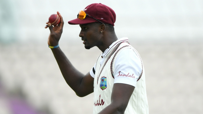 England undone by Holder heroics, Windies begin battle with the bat cautiously