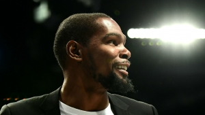 Kevin Durant would like to play for Barcelona before retirement