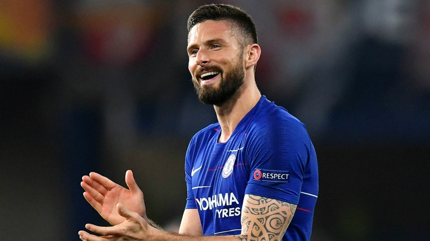Giroud 'very nearly' left Chelsea in January amid Inter and Lazio interest