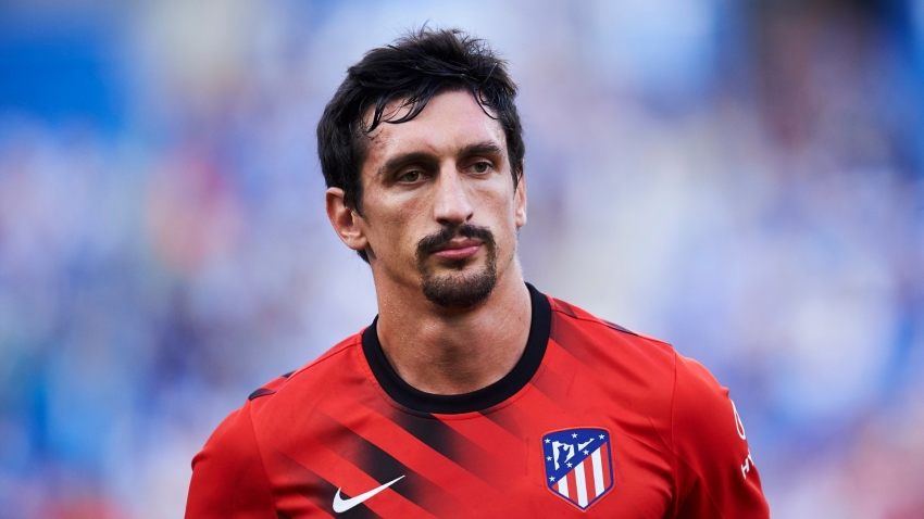 Atletico defender Savic suffers injury setback
