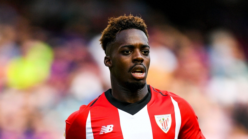 Inaki Williams says he was targeted with racist abuse in Espanyol match