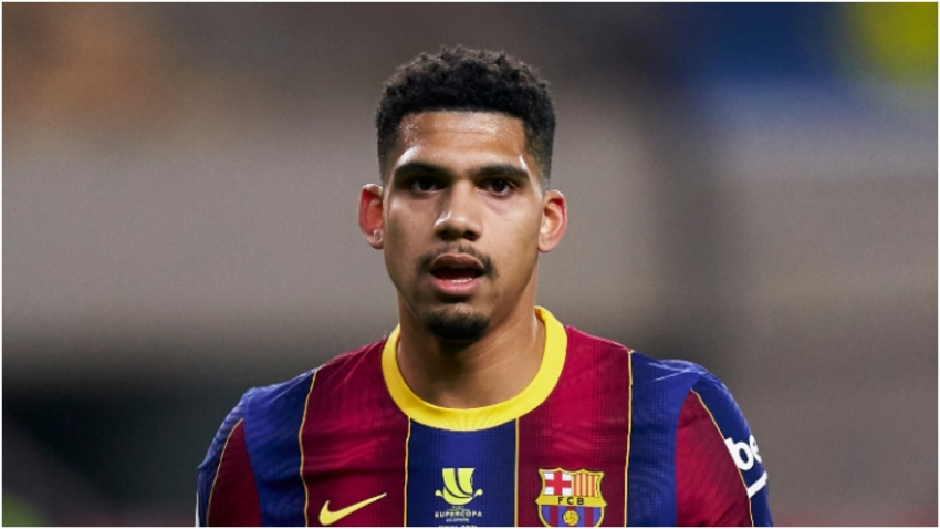 'He's had a very good season': Araujo return is great news for Koeman and Barcelona