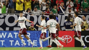 Haiti 0 Mexico 1 (after extra time): Jimenez's penalty sends Martino's men into final