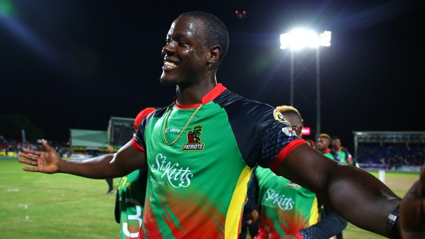 Heroic Patriots captain Brathwaite was ready to deliver