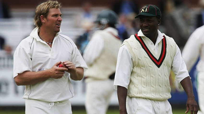 Lara captain, Gayle opener for Warne's best West Indies XI