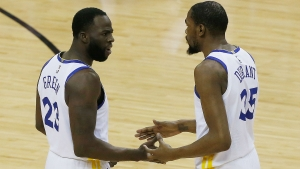 Kevin Durant admits Draymond Green spat played role in leaving Warriors
