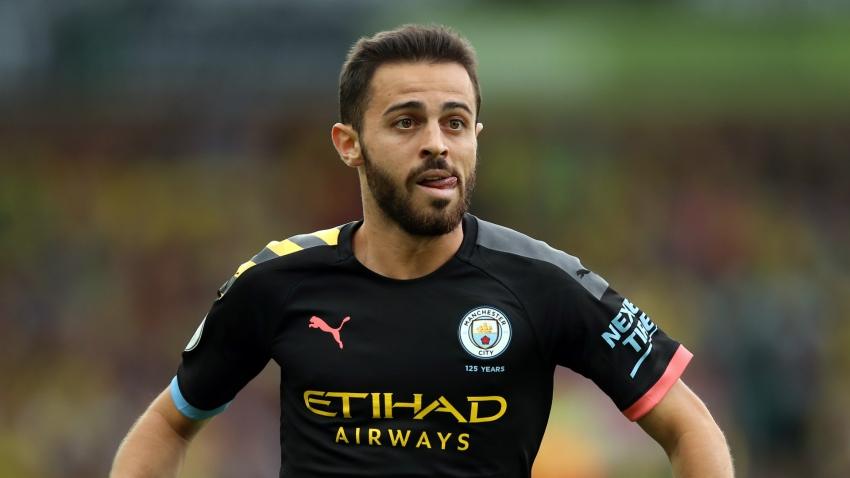 Bernardo Silva: Manchester City have nothing to prove