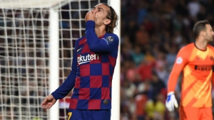 Griezmann's Barca integration has been 'difficult', Vidal acknowledges