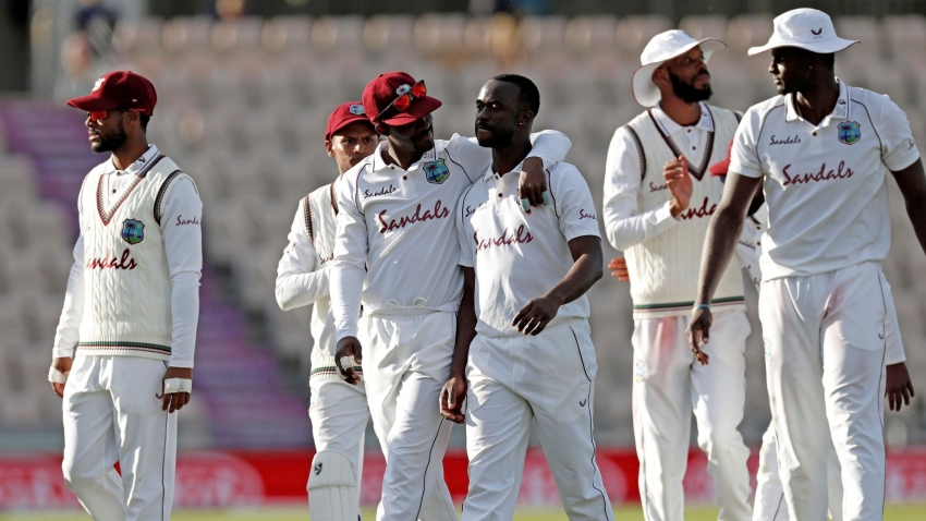 West Indies just 170 runs behind, England under pressure despite Crawley defiance