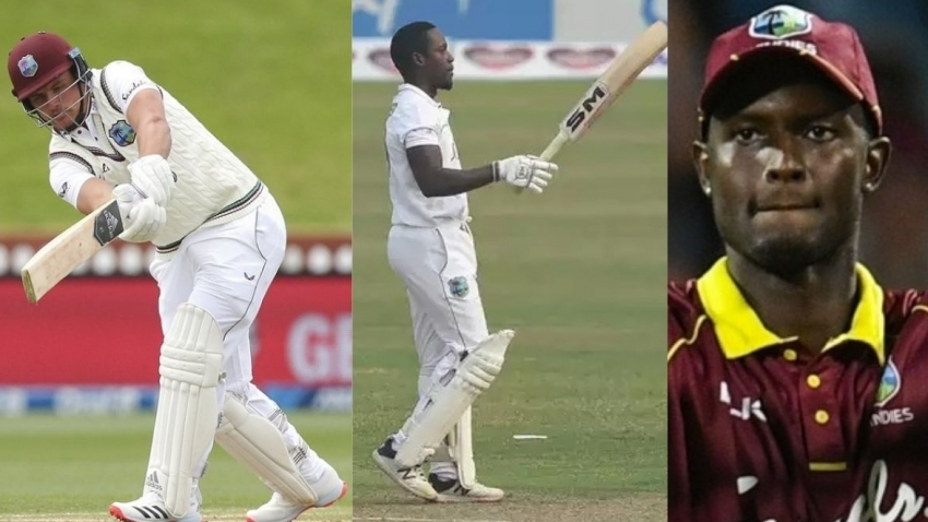 CWI rewards Da Silva, Bonner, Hosein with retainer contracts. Chase, Brooks, lose theirs