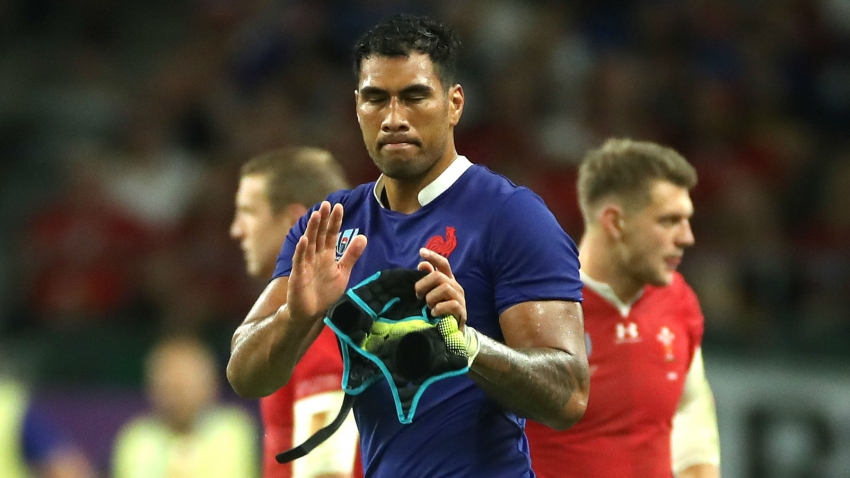 Rugby World Cup 2019: France lock Vahaamahina announces retirement a day after Wales red card