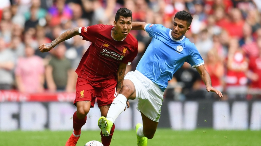Liverpool v Manchester City: Rodri returns, Bravo in for Ederson