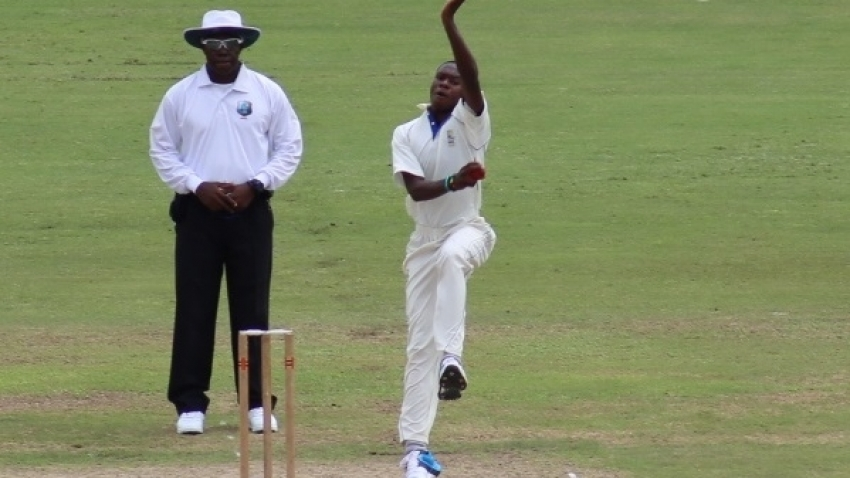 Harding five-for rips through Leewards to give Pride advantage