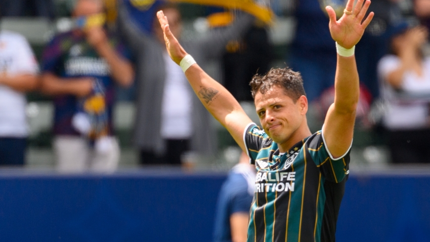 MLS: Galaxy's Chicharito goes from zero to hero, NY City stumble again