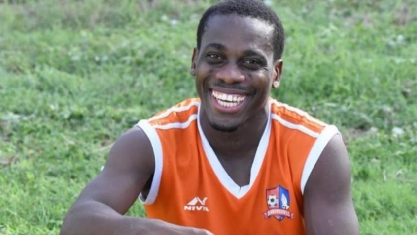 Former Reggae Boy, Dunbeholden FC midfielder Tremaine Stewart collapses and dies