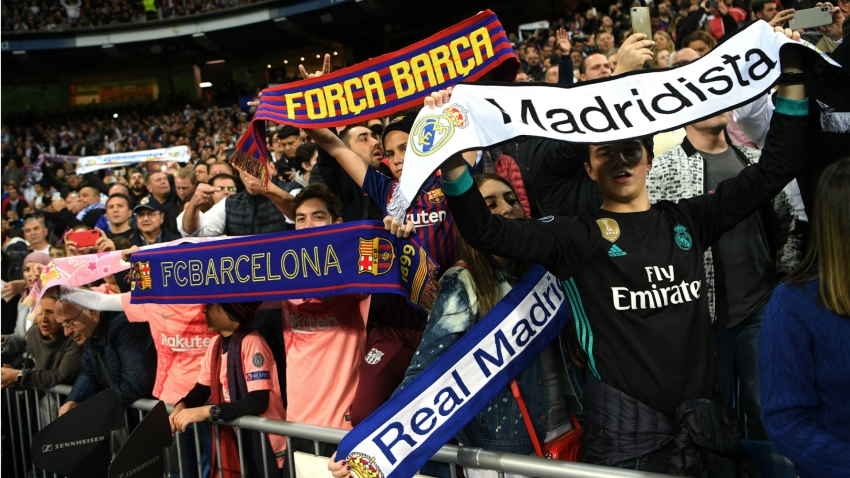 Spanish federation poised to deliver Clasico verdict