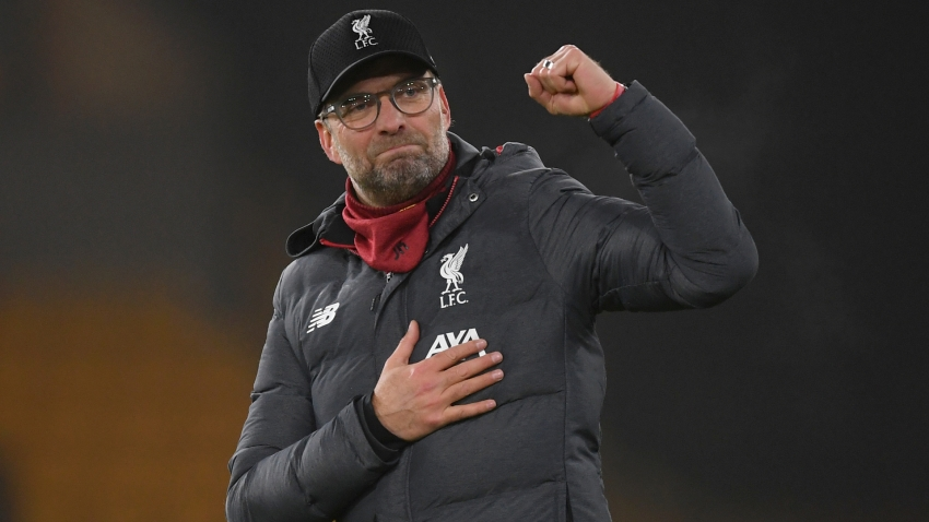 Klopp: I forgot how big Liverpool's lead was in Premier League