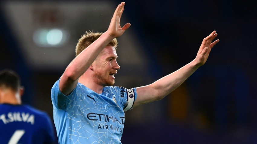 Kevin De Bruyne: Man City secure Premier League's best creator for his peak years