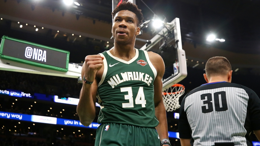 Giannis: I've only reached 60 per cent of my potential after MVP season