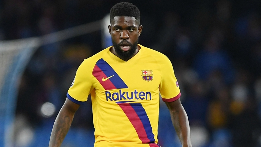 Barcelona defender Umtiti tests positive for coronavirus