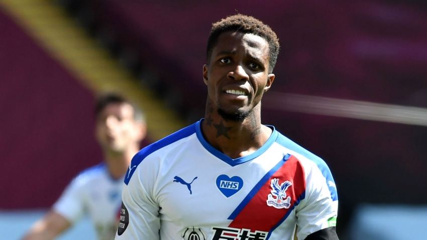 Police arrest 12-year-old boy over racist abuse of Crystal Palace star Zaha