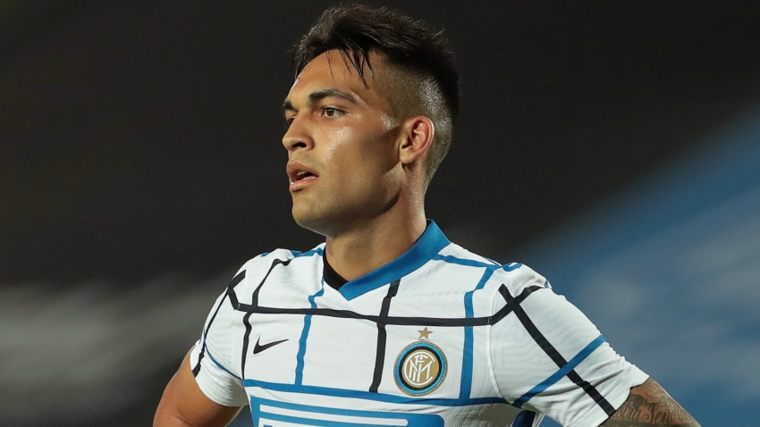 Lautaro Martinez 'very happy' at Inter amid Barca links – agent