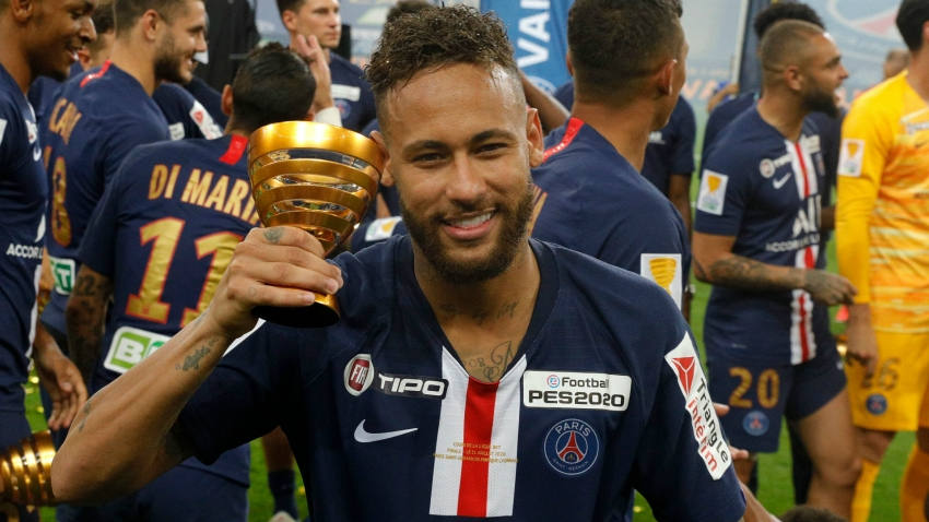 Neymar: I'm living my best moment with PSG