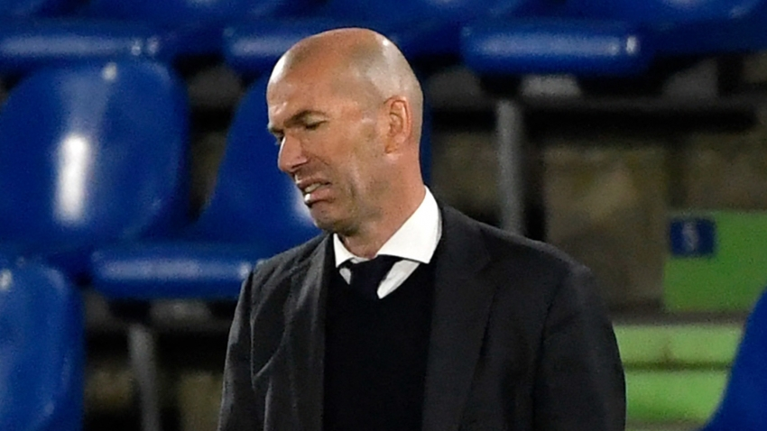 Getafe 0-0 Real Madrid: Zidane's men stumble in LaLiga title race