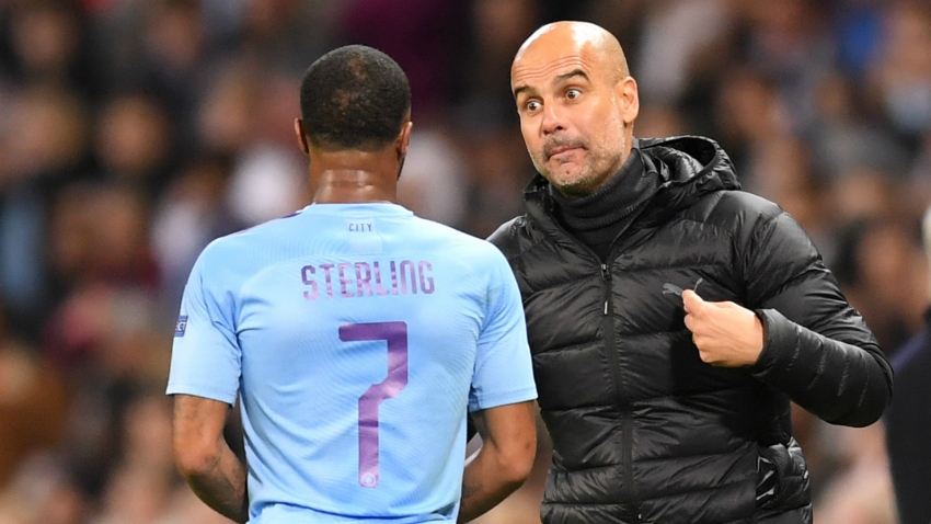 Guardiola backs Sterling and predicts total commitment from Man City stars