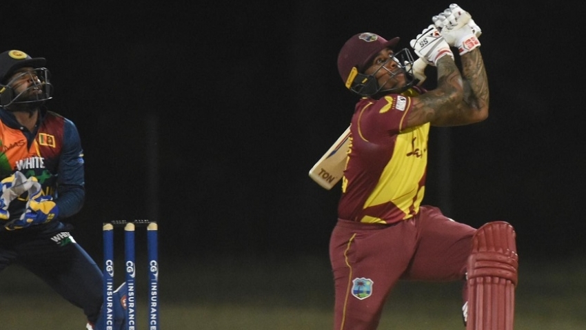 'I just backed myself and executed', says Fabian Allen of series-winning T20 heroics