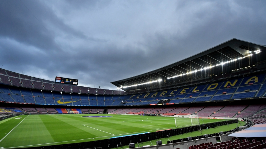 Barcelona confirm positive COVID-19 test among pre-season starters