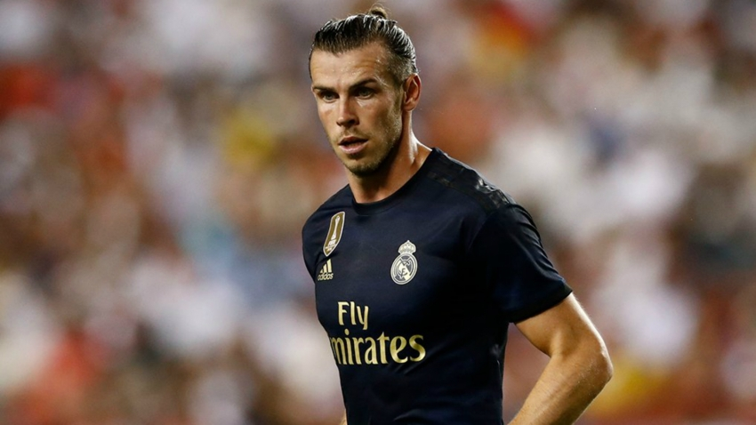 Bale challenged 'to show how good he is' by Real Madrid boss Zidane