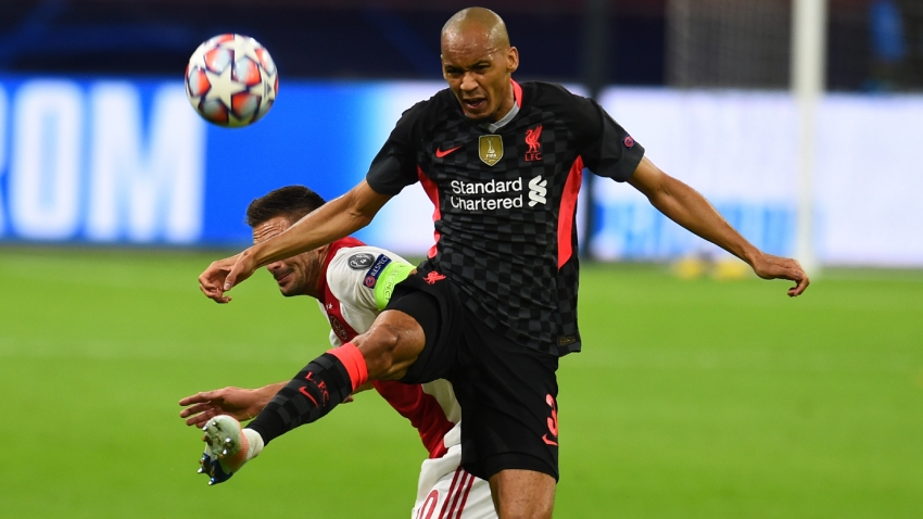 Klopp hails Fabinho performance against Ajax