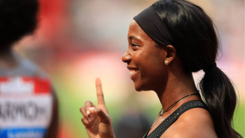 Fraser-Pryce steps up to half-lap event against tough field