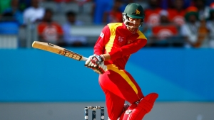 Ervine makes century but Hasan keeps Zimbabwe in check
