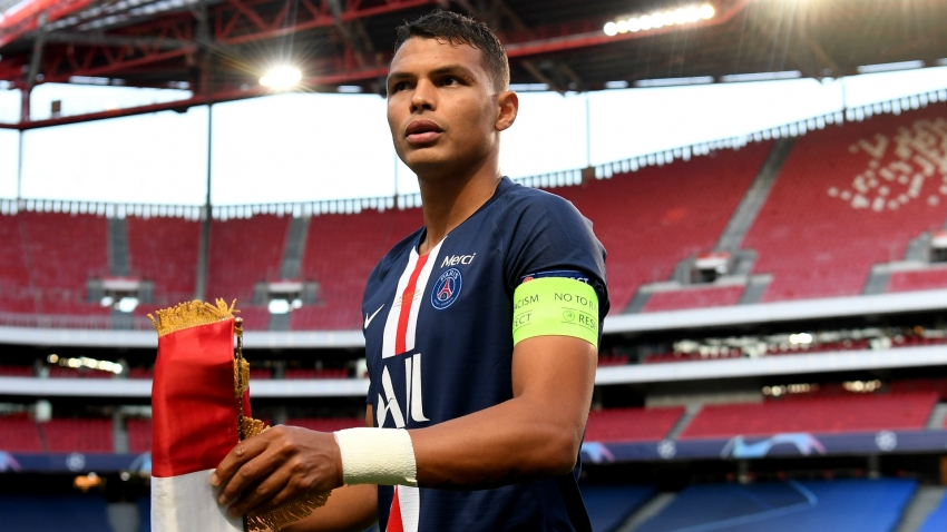 Thiago Silva: I came to Chelsea for the title, not a taste of the Premier League