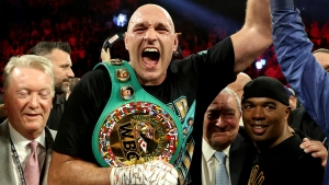 Tyson Fury's achievements make him comparable to Muhammad Ali - Davison