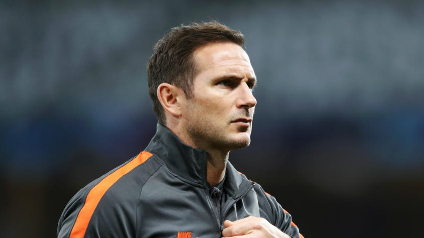 Lampard: Increasing number of Champions League games a bad idea