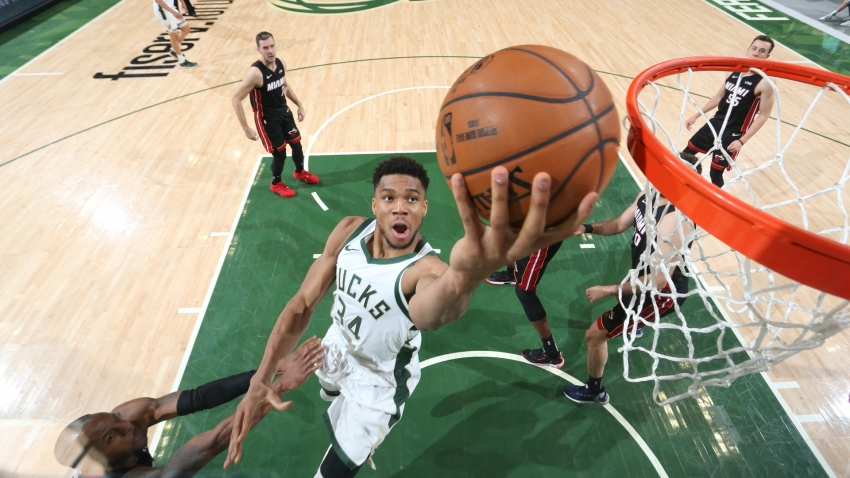 Giannis insists Bucks are 'in a good place' ahead of NBA playoffs