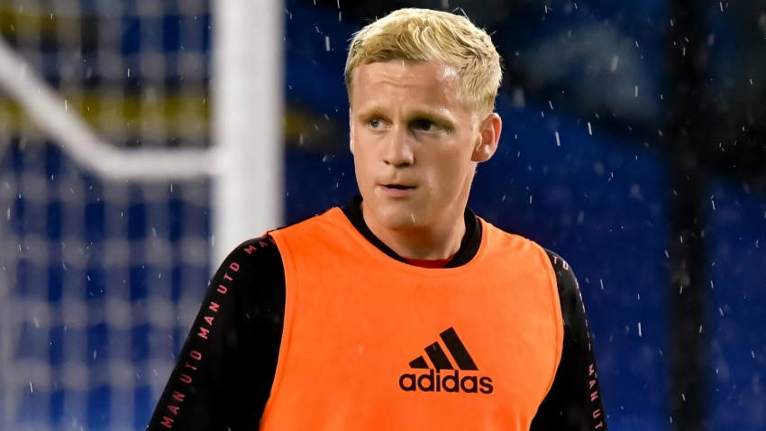 Van de Beek shouldn't have joined Man Utd – Van Basten