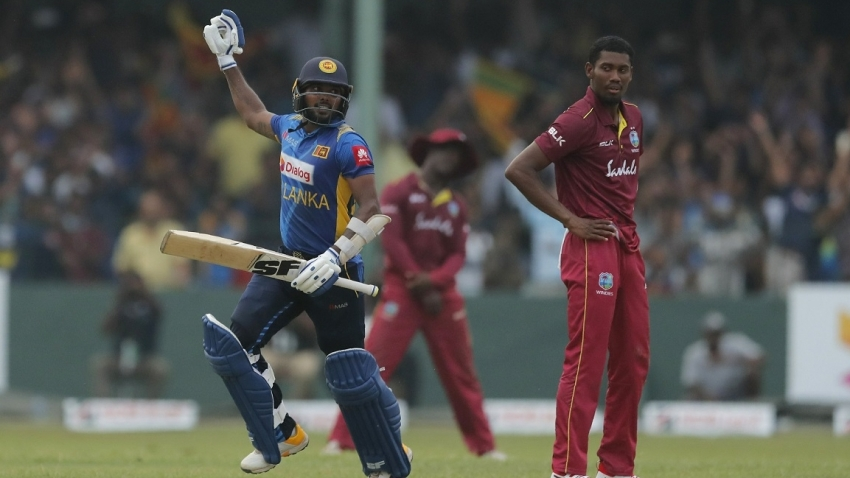 Windies fined 40 per cent match fee for slow over rate against Sri Lanka
