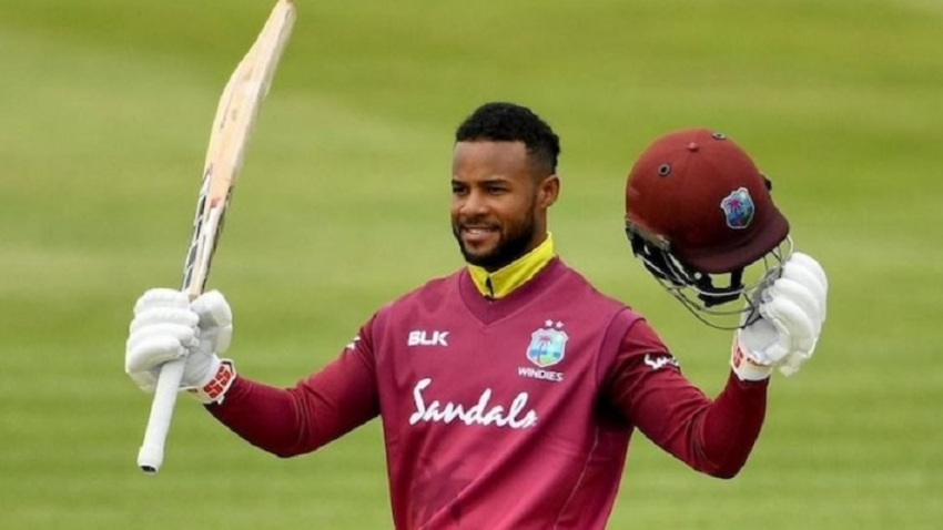 Just The Facts: Shai Hope's impressive ODI record
