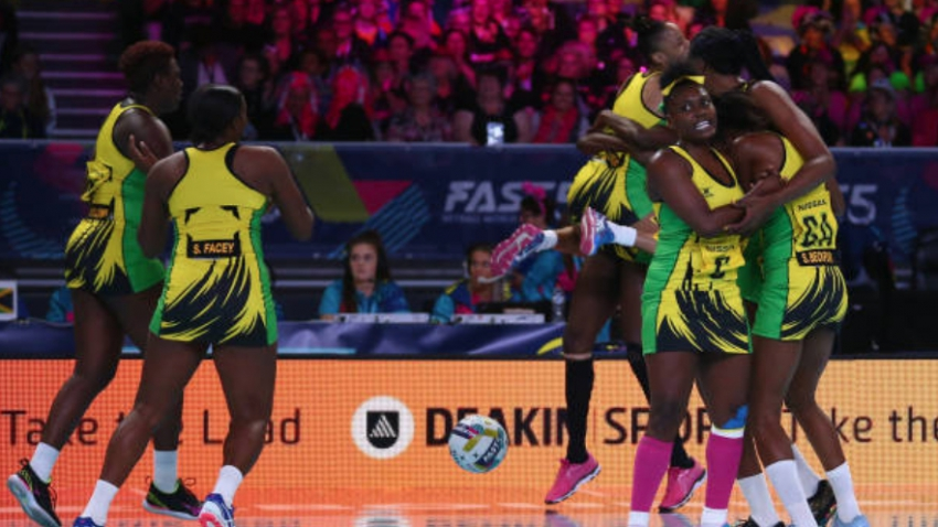 Sunshine Girls get silver at Fast5 Netball World Series