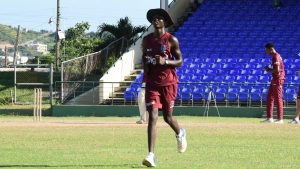 West Indies Under-19 skipper Kimani Melius