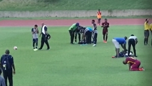 Jamaica College footballer hospitalized after lightning strike