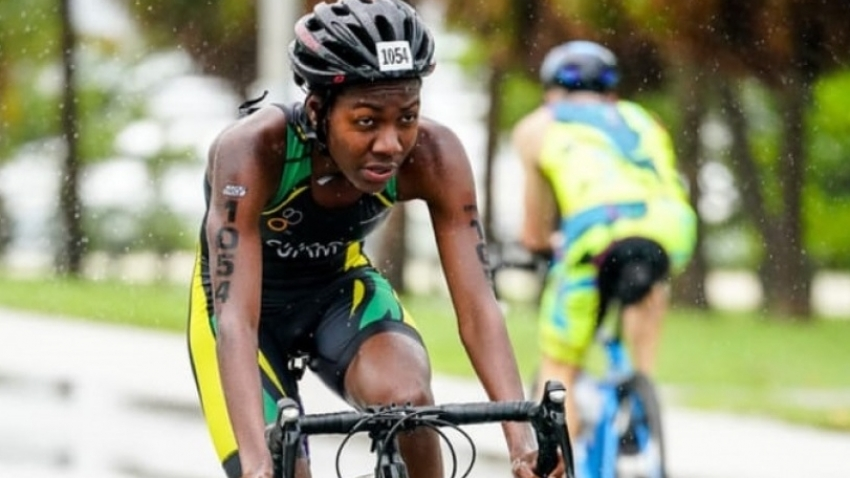 Jamaican traithlete Llori Sharpe eyes ranking rise at Barbadian event
