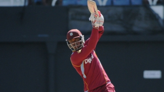 Samuels' ton gave Windies B a close win over Canada on Wednesday's opening day of the Regional Supe50.