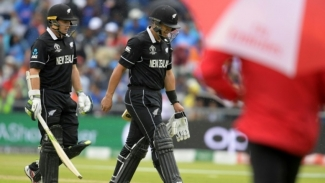 ICC World Cup review:  New Zealand, India headed for reserve days after rain delays