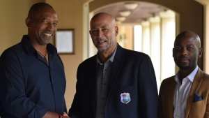 Is Phil Simmons the best option for the West Indies right now?